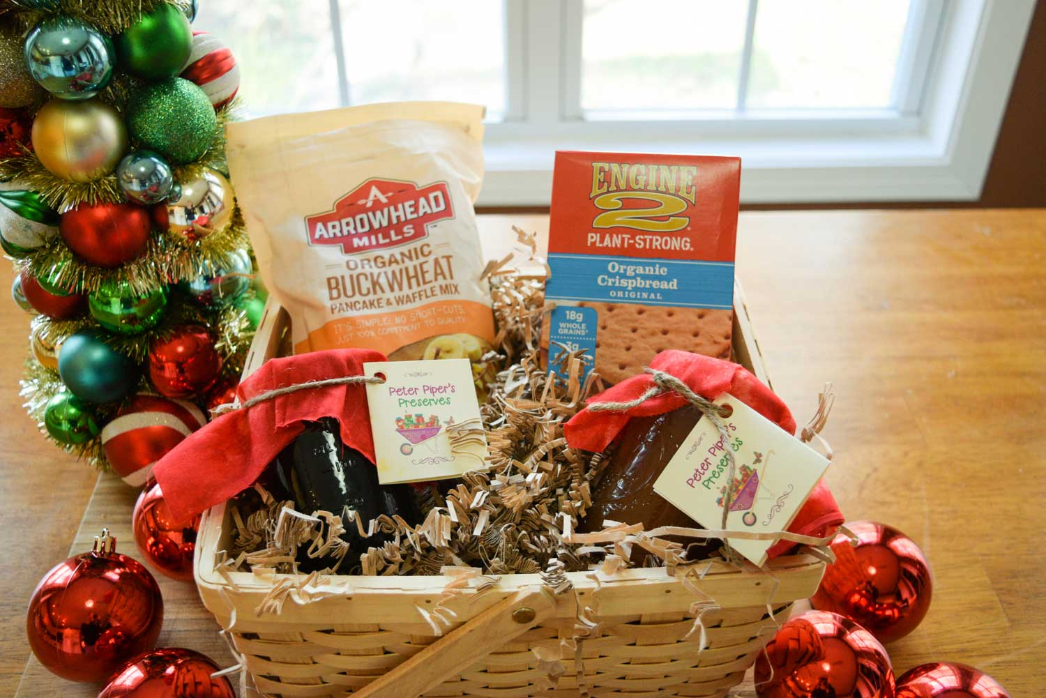 build a breakfast basket pipers preserves